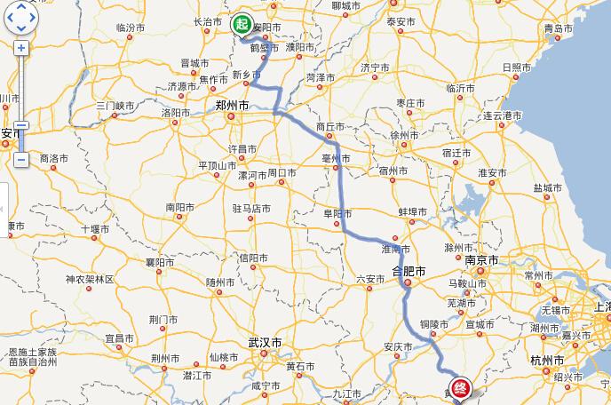 林州乡镇地图高清版