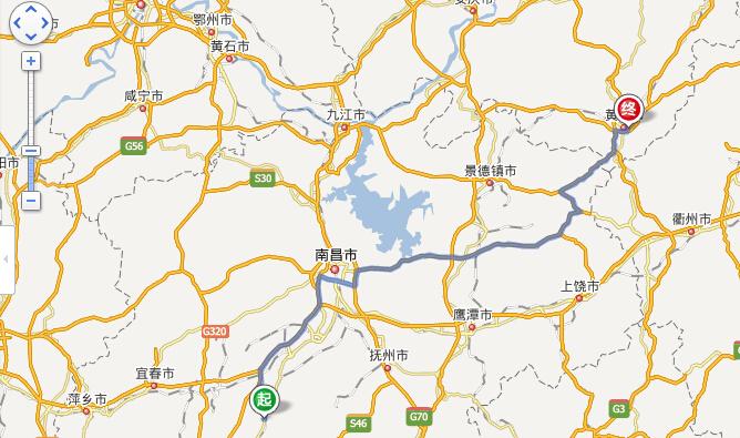 峡江新县城地图