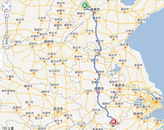 一,高唐到聊城乘火车来黄山旅游: 高唐到黄山的距离约为1010公里