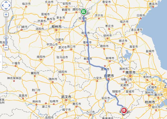 主页 -> 详情  鄄城到黄山的距离约为850公里,全程仅需9小时,我站整理